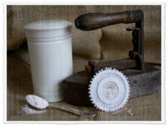 Szydełkujemy (6): Woda, krochmal i żelazko